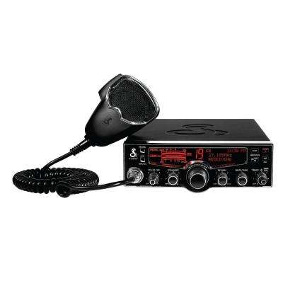 29 LX 4-Color LCD Professional CB Radio with Weather