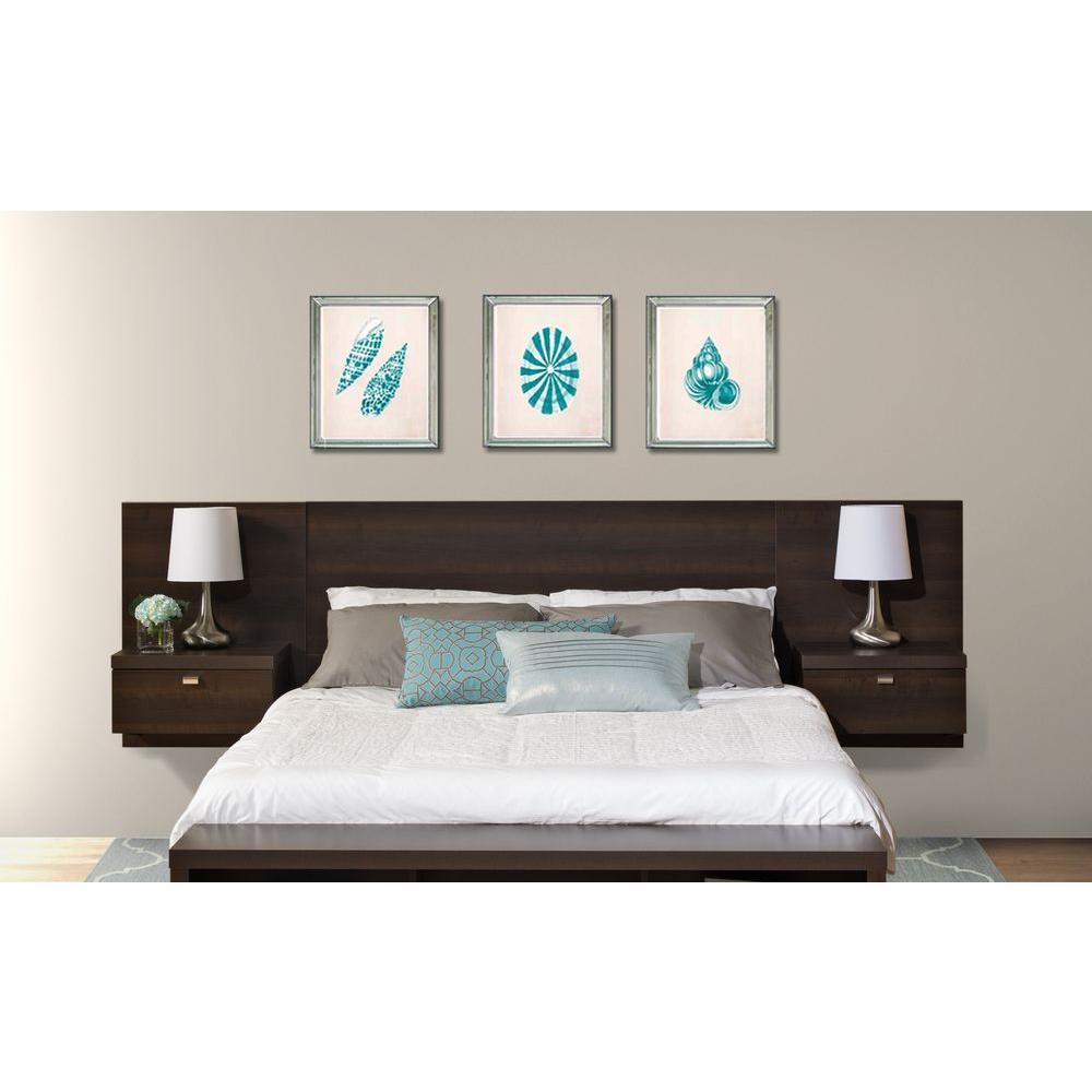 Prepac Series 9 1-Piece Espresso King Bedroom Set-EHHK-0520-2K - The ...