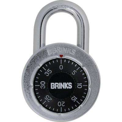 Steel Dial Combination Lock