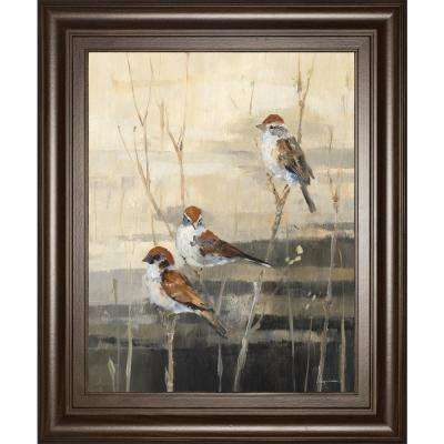 """22 in. x 26 in. """"Evening Sanctuary III"""" by Amy Tillmon Framed Printed Wall Art"""