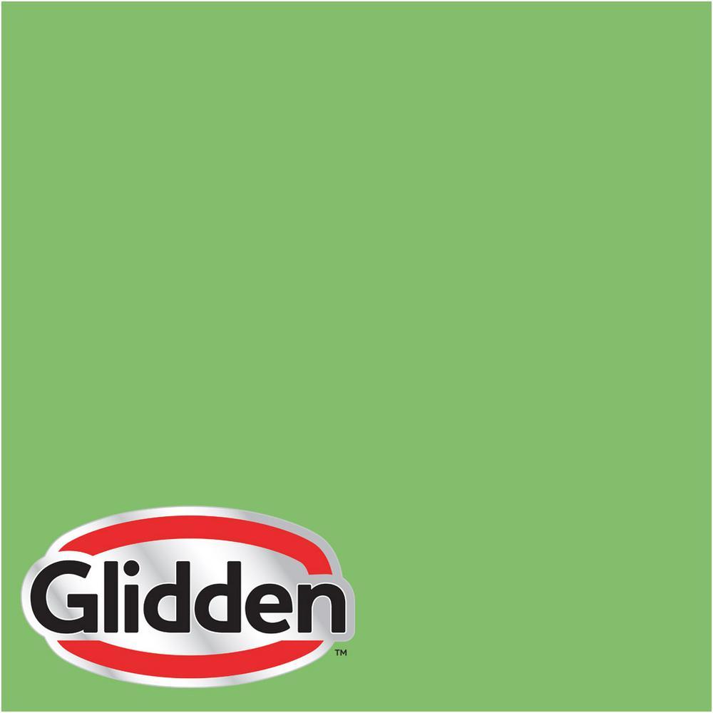 Glidden Premium 8 oz. #HDGG40D Lollipop Lime Flat Interio...