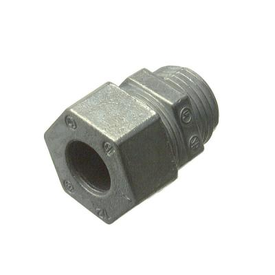 Halex 1 In Strain Relief Cord Connector 16932 The Home Depot