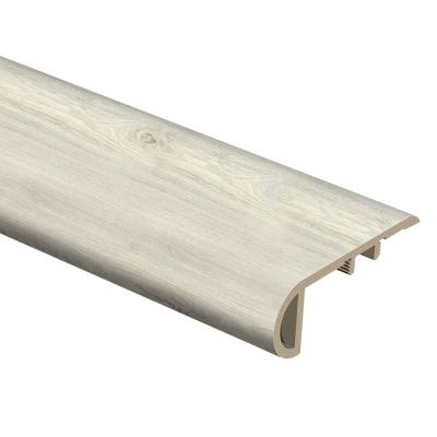 Ocala Oak/Chiffon Lace Oak/Salt Shore Wood/Soft Linen 1 in. T x 2-1/2 in. W x 94 in. L Vinyl Stair Nose Molding