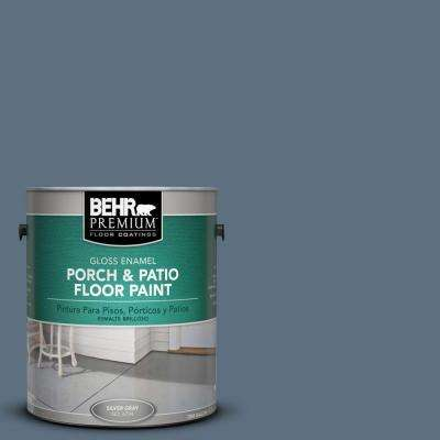 1 gal. #PFC-55 Sea Cave Gloss Porch and Patio Floor Paint