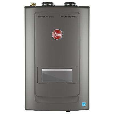 Prestige 9.0 GPM Natural Gas High Efficiency Combi Boiler with 180000 BTU