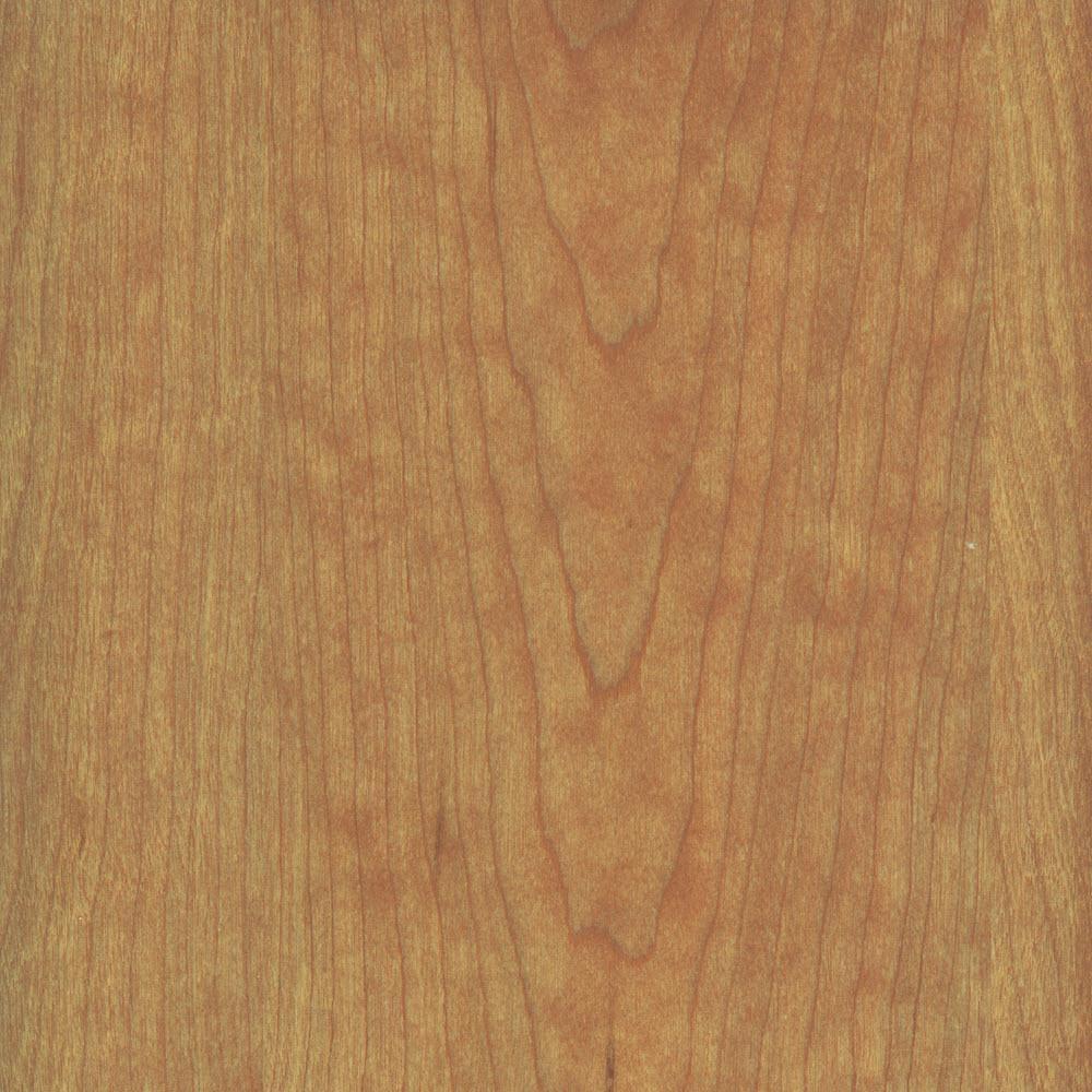 "Cherry Wood Veneer 49/"" x 97/"" 10Mil Paper Backed AA Grade L102C"