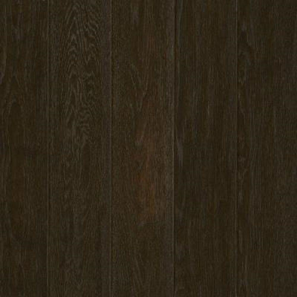 Take Home Sample - American Vintage Flint Oak Solid Scraped Hardwood Flooring - 5 in. x 7 in.
