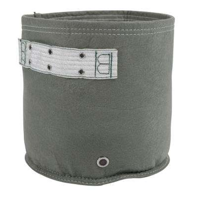 Classic Line 2 Gal. Peppercorn Fabric Planter