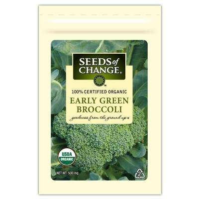 Early Green Broccoli Seed