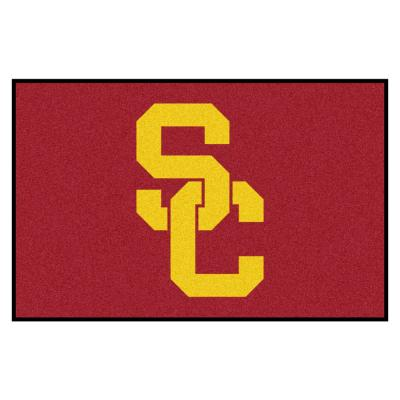 University Of Southern California Sports Rugs Rugs The Home Depot