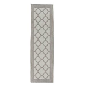 Home Decorators Collection Murphy Grey 2 ft. x 7 ft. Runner by Home Decorators Collection