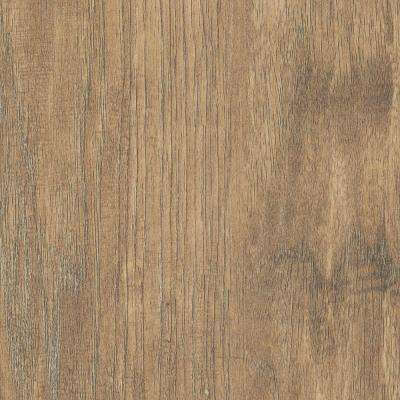 Hand Scraped Hickory Valencia Laminate Flooring - 5 in. x 7 in. Take Home Sample