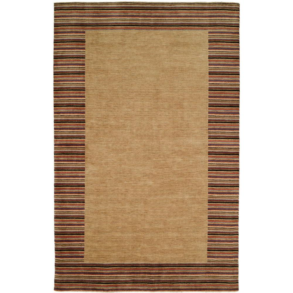 HRI European Beige 9 ft. x 12 ft. Area Rug-DISCONTINUED