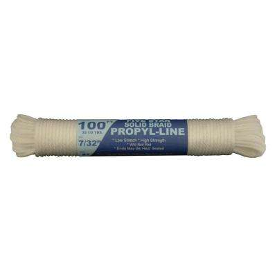 #7 x 7/32 in. Five Star Polypro Clothesline 100 ft.