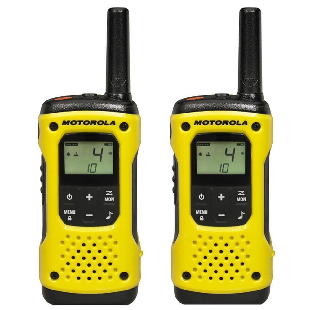 Motorola Talkabout 2-Way Radio (2-Pack) by Motorola