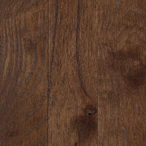 Franklin Coffee Bean Hickory 3 4 In Thick X 3 1 4 In