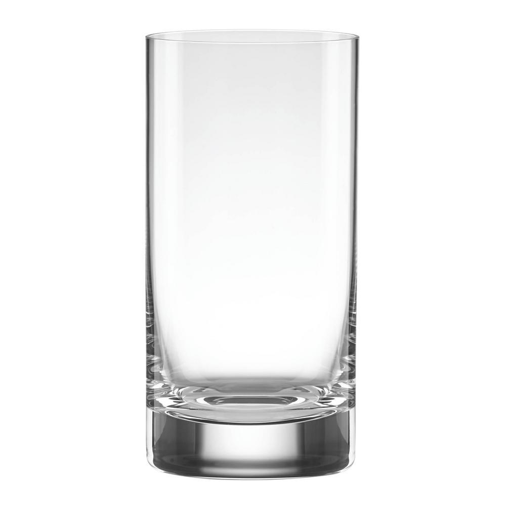 Tuscany Crystal Classics Cylinder Hi-Balls (Set of 4)
