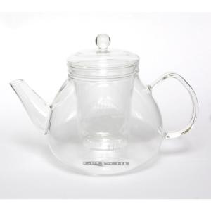 GROSCHE Glasgow 42 oz. Glass Teapot with Removable Glass Infuser by GROSCHE