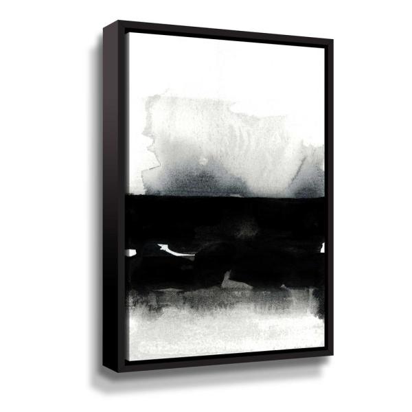 ArtWall 'BW 01' by Iris Lehnhardt Framed Canvas Wall Art 5leh026a2436f