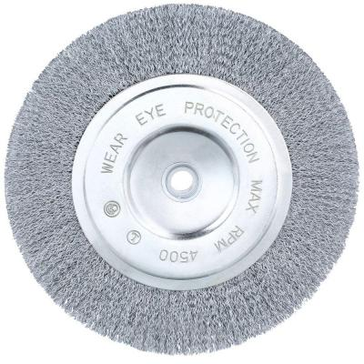 8 in. Wire Wheel Coarse