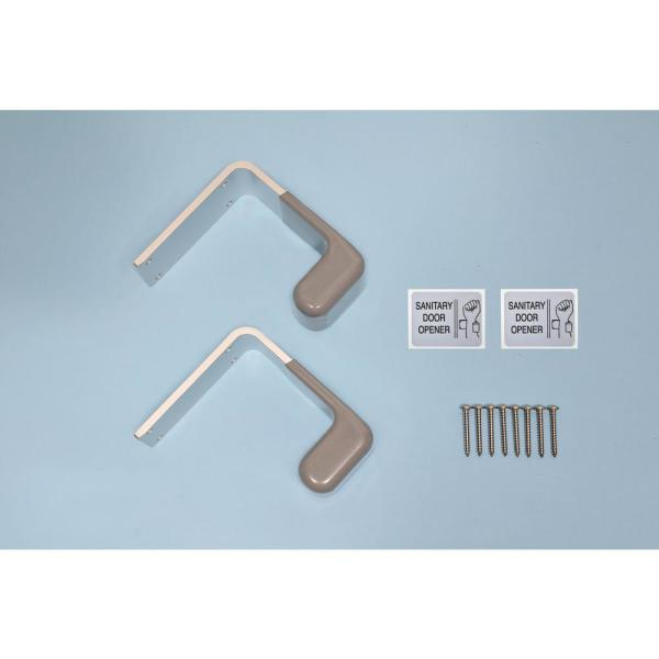 Pack of 25 TWO POINT PULL HANDLES