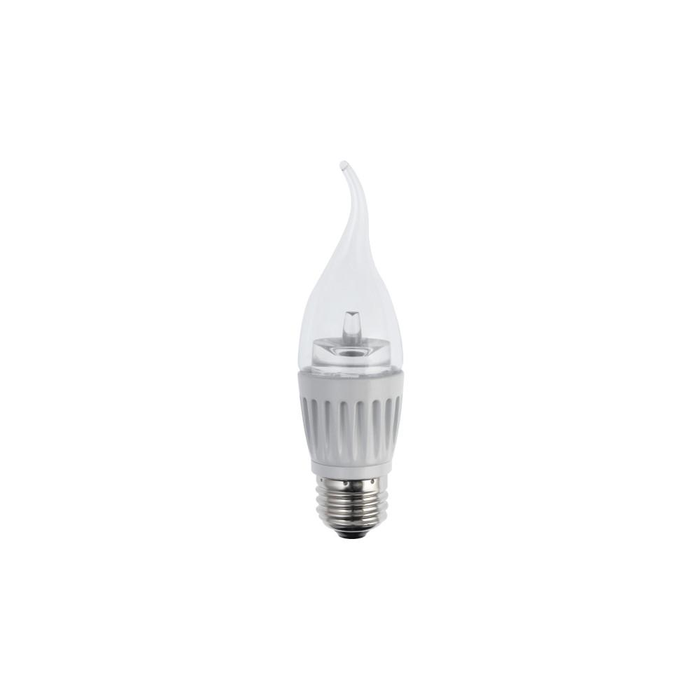 40W Equivalent Soft White B12 Dimmable LED Light Bulb