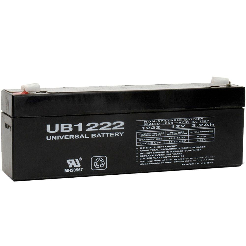 UPG 12V 2.2 Ah F1 AGM Battery