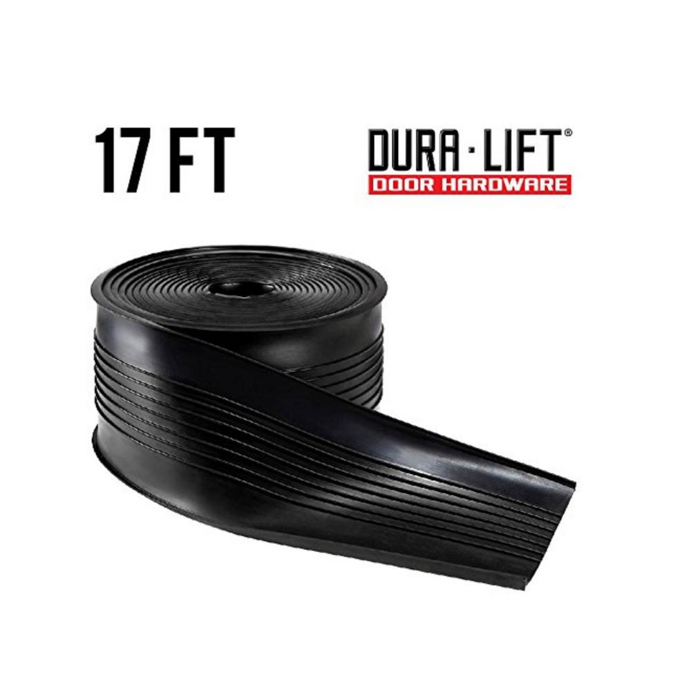 17 ft. Garage Door Double-T Rubber Weather Seal