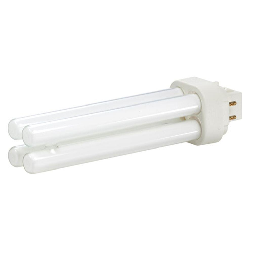 18-Watt Soft White (2700K) CFLni 4-Pin G24Q-2 CFL Light Bulb