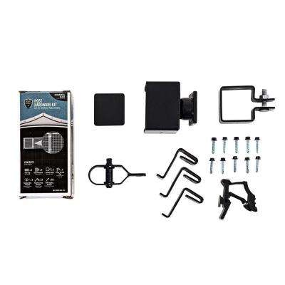 YARD GARD Select – SINGLE POST HARDWARE KIT – Connects Top Rail and Fence to Post– Does NOT Include Post #328818A