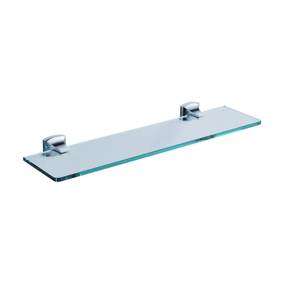 KRAUS Fortis Shelf in Chrome-DISCONTINUED