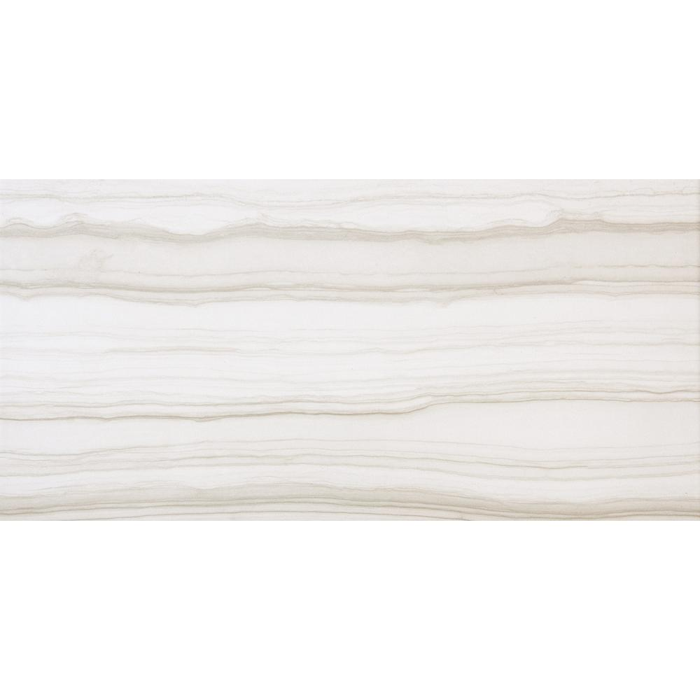 Archive Memoir Polished 11.42 in. x 23.23 in. Porcelain Floor and