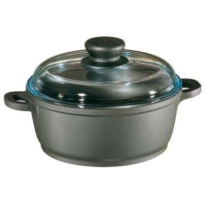 Tradition 4.25 Qt. Non Stick Cast Aluminum Dutch Oven with Lid