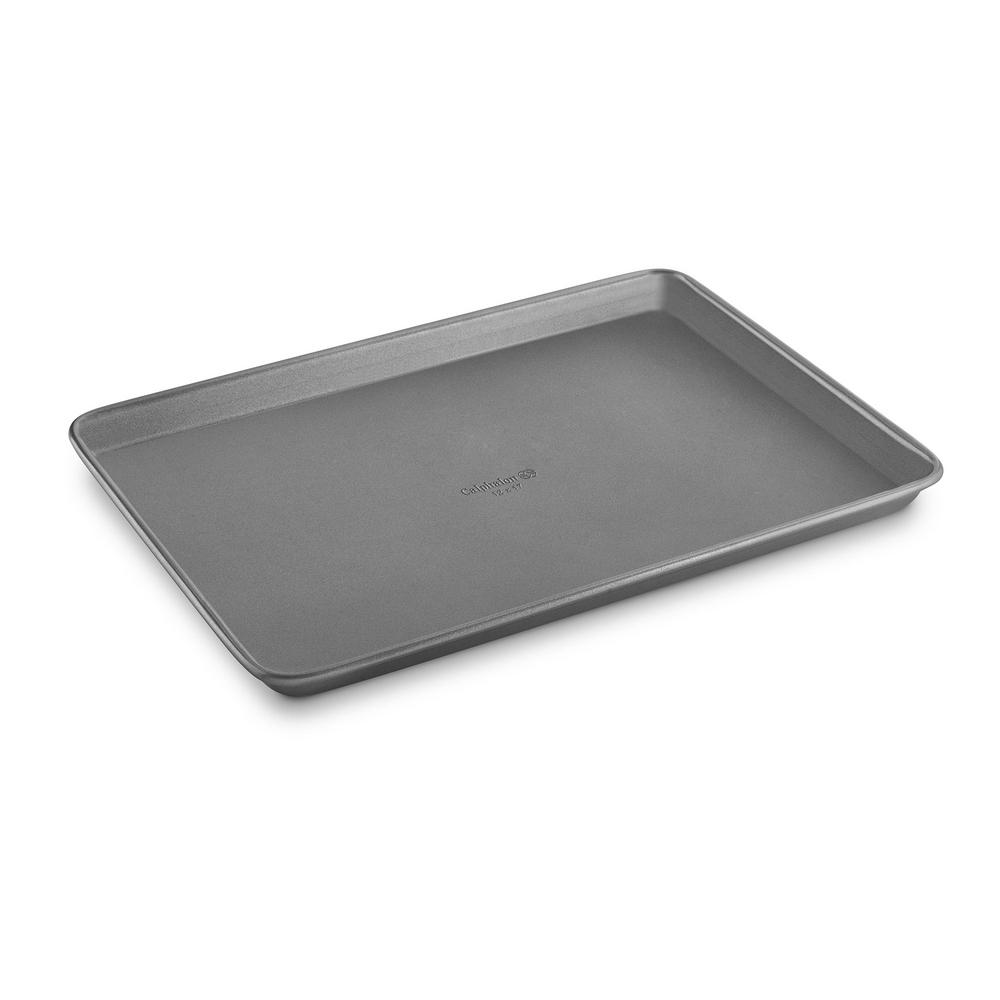 Select 12 in. x 17 in. Nonstick Classic Jelly Roll Pan
