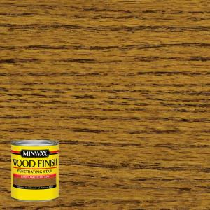 8 oz. Wood Finish Early American Oil Based Interior Stain