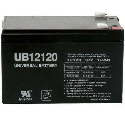 12V 12Ah F2 AGM Battery