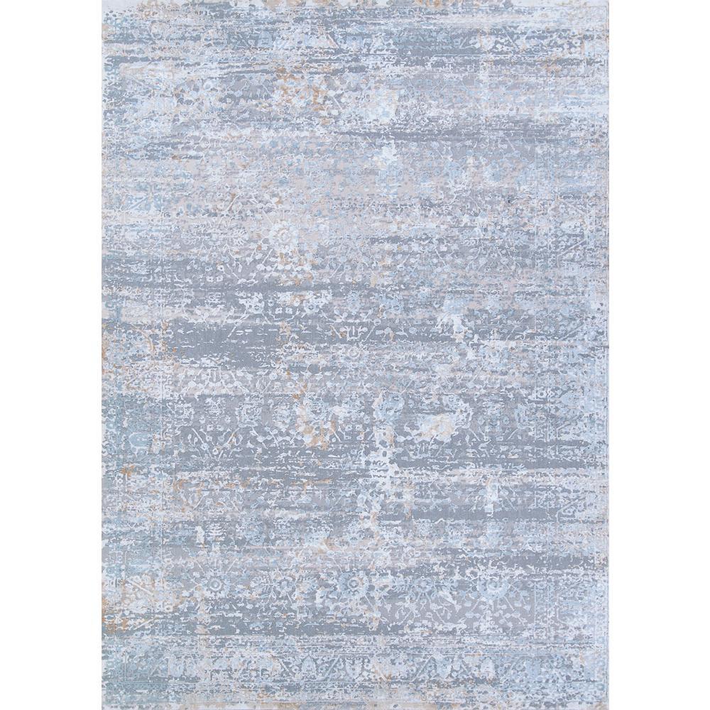 Couristan Europa Elara Mist 10 ft. x 13 ft. Area Rug, Blue Couristan Europa Elara Mist 10 ft. x 13 ft. Area Rug, Blue