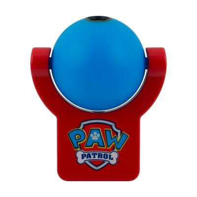 Nickelodeon Paw Patrol Projectable LED Night Light