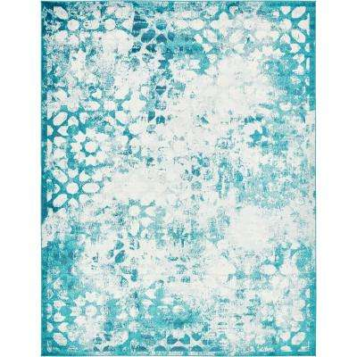 teal 9 x 12 area rugs rugs the home depot