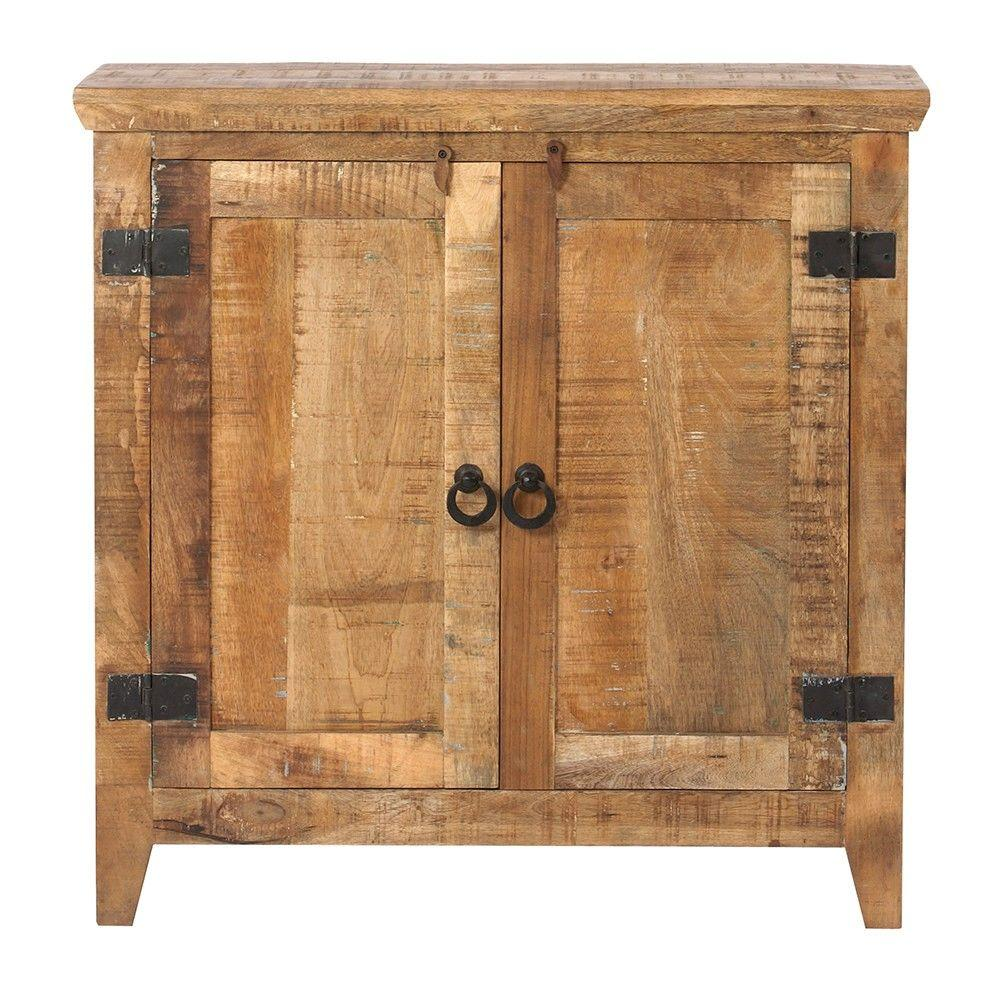 Holbrook Natural Reclaimed Storage Cabinet