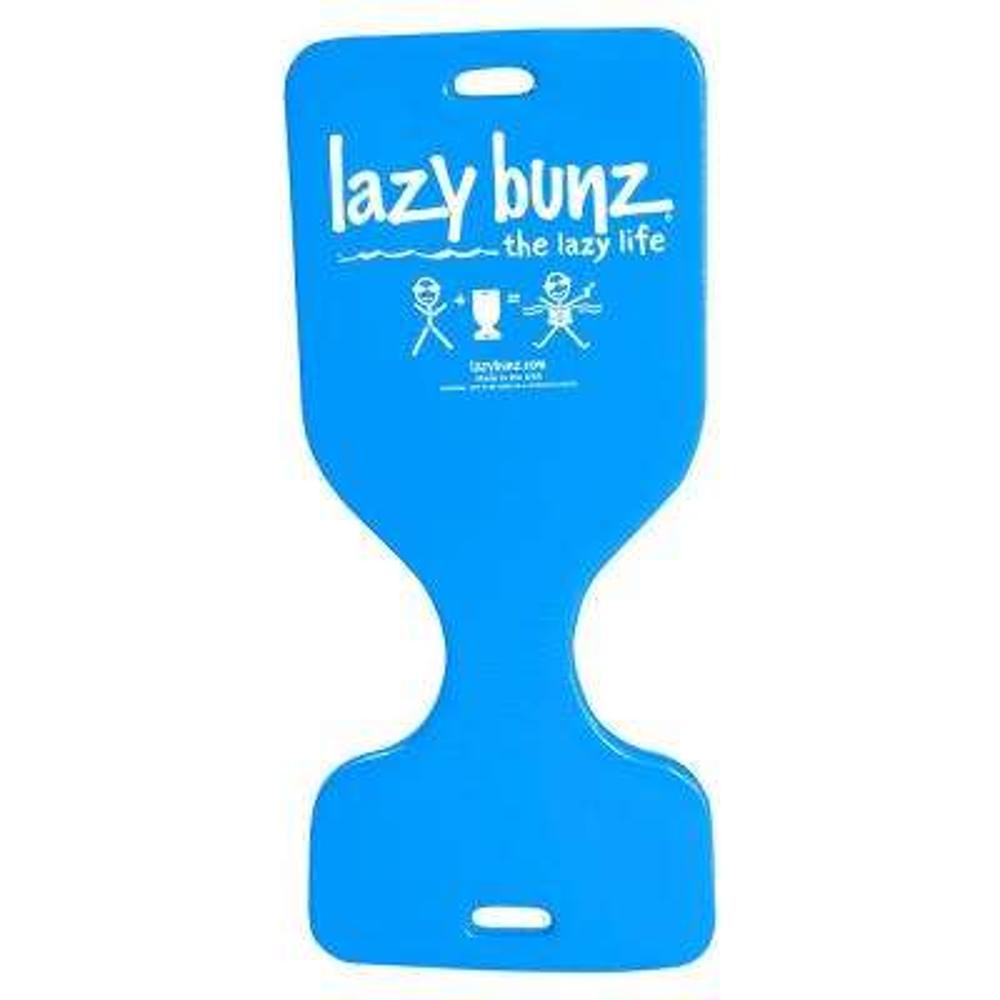 Lazy Bunz Marina Blue Pool Float