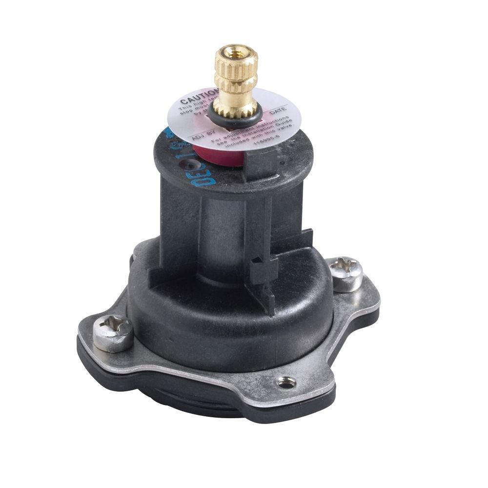 Kohler Mixer Cap for Pressure Balance 1/2 inch Valve by KOHLER