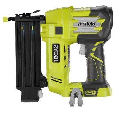 18-Volt ONE+ AirStrike 18-Gauge Cordless Brad Nailer (Tool-Only)