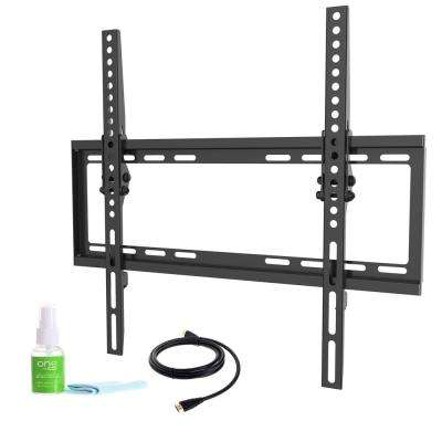 Medium Tilt TV Wall Mount Kit for 32 to 60 inch