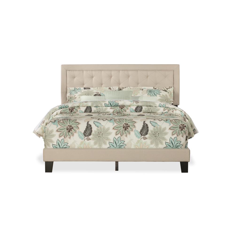 Hillsdale Furniture La Croix Fog Full Bed 2132-461