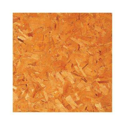 7/16 in. x 48 in. x 8ft. Oriented Strand Board