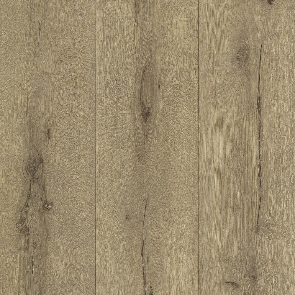 Appalachian Light Brown Wooden Planks Wallpaper Sample