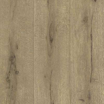 Appalachian Light Brown Wooden Planks Paper Strippable Roll (Covers 56.4 sq. ft.)