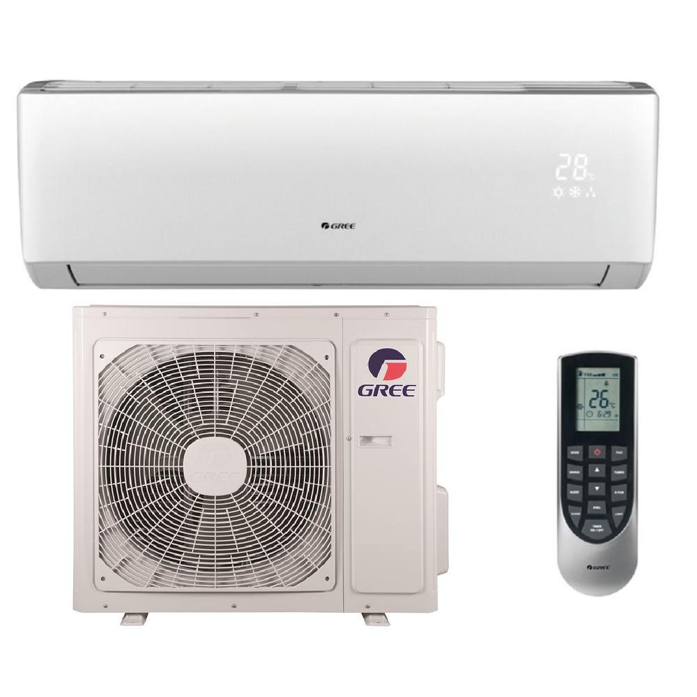 GREE Vireo 22000 BTU Ductless Mini Split Air Conditioner and Heat Pump -230V