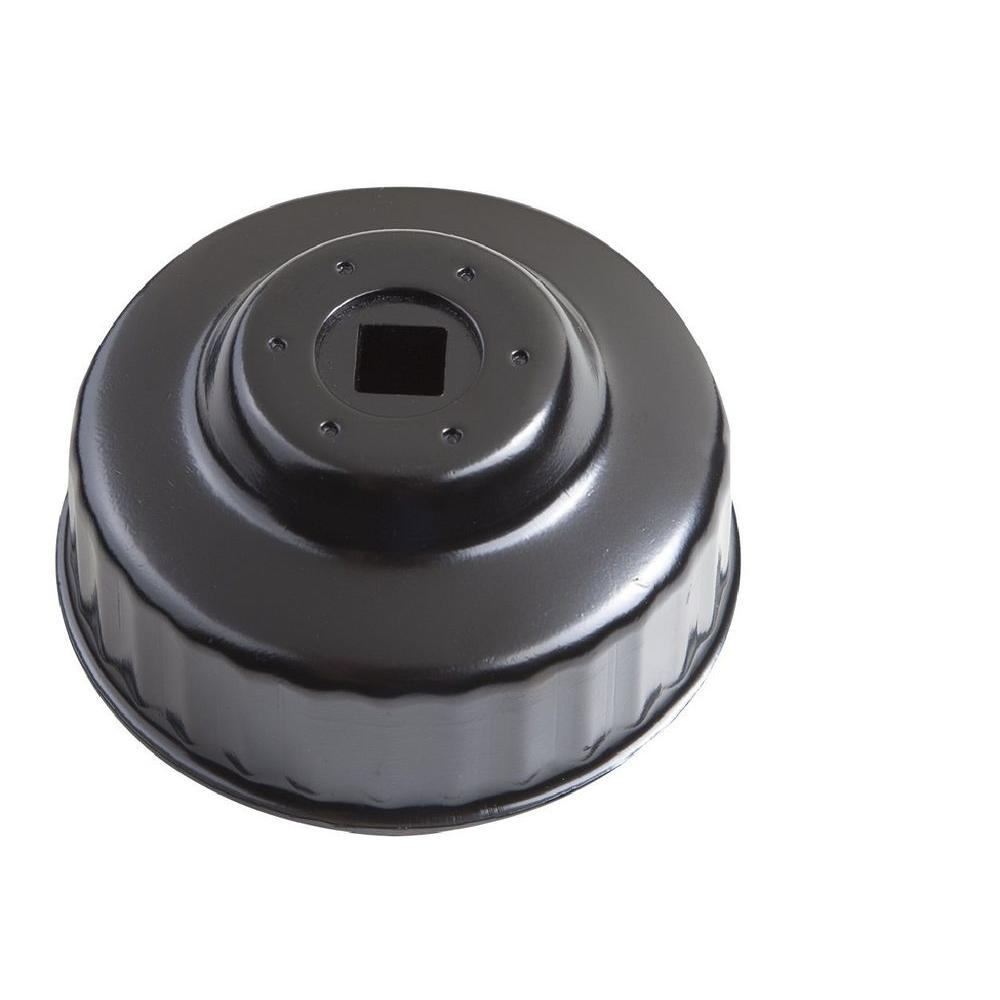 Steelman 2.75 in. Oil Filter Cap Wrench